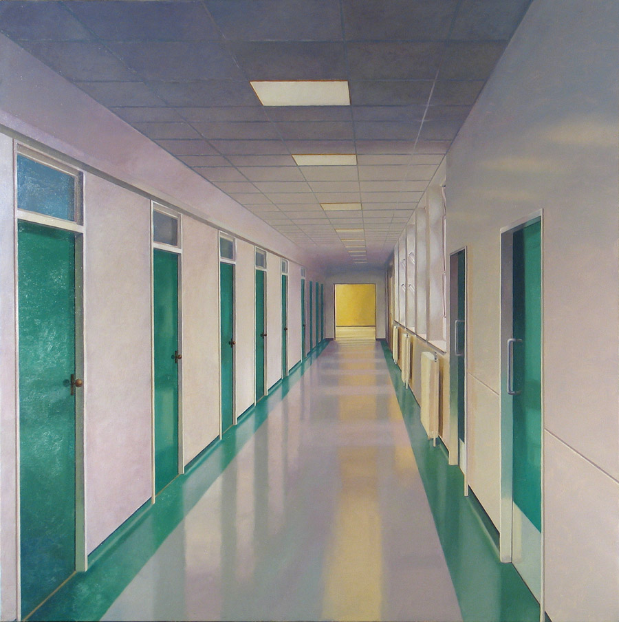 image of painting Corridor