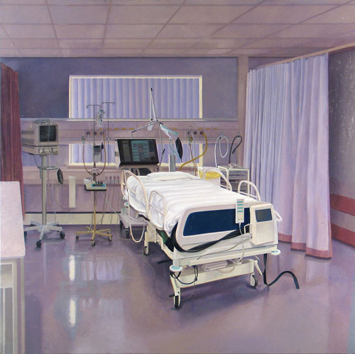 image of painting Critical Care